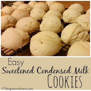 Coconut Sweetened Condensed Milk Cookie Recipes.