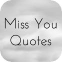 Miss You Love Quotes icon