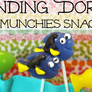 """Finding Dory"" Movie Munchies Snack Mix."