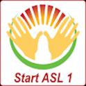 Start ASL 1 Class App icon
