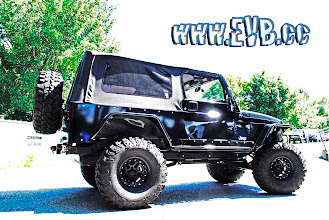 """Photo: 2004 LJ with Clayton long arm system and 36"""" swampers"""