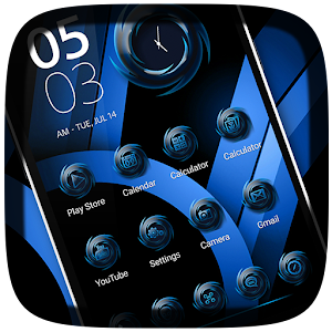 Next Launcher 3D Theme Twiddle Icon