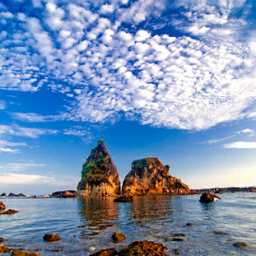 Days at Sawarna by Andy R Effendi - Landscapes Travel