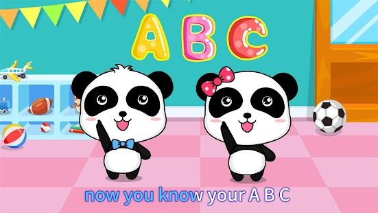 My ABCs by BabyBus- screenshot thumbnail