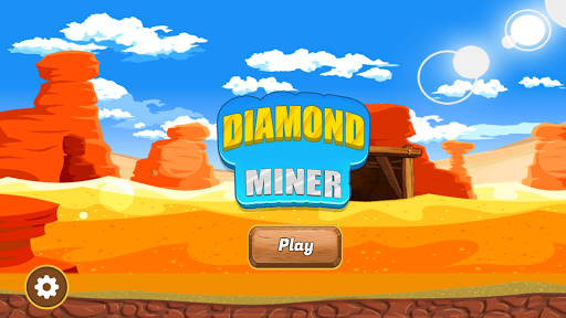 Diamond Miner - Fun Diamond Rush Game cheat screenshots 1