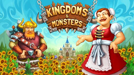 Kingdoms & Monsters Mod Apk (no-WiFi) (No Ads) 1