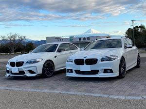 5シリーズ ツーリング  523d Touring M sportのカスタム事例画像 agucciさんの2020年02月02日18:35の投稿