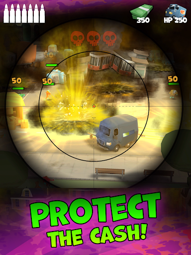 Snipers Vs Thieves: Zombies! 1.7.39817 screenshots 6