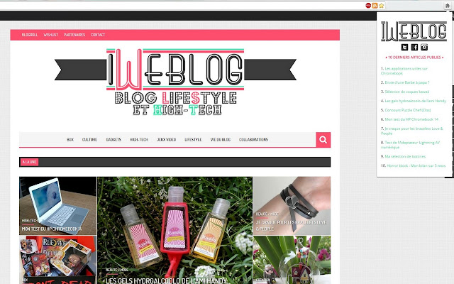 iWeblog