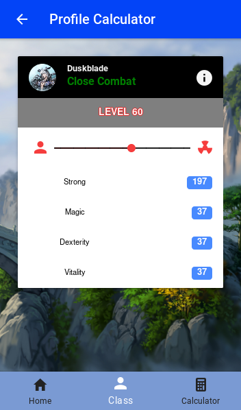 Profile for Perfect World- screenshot