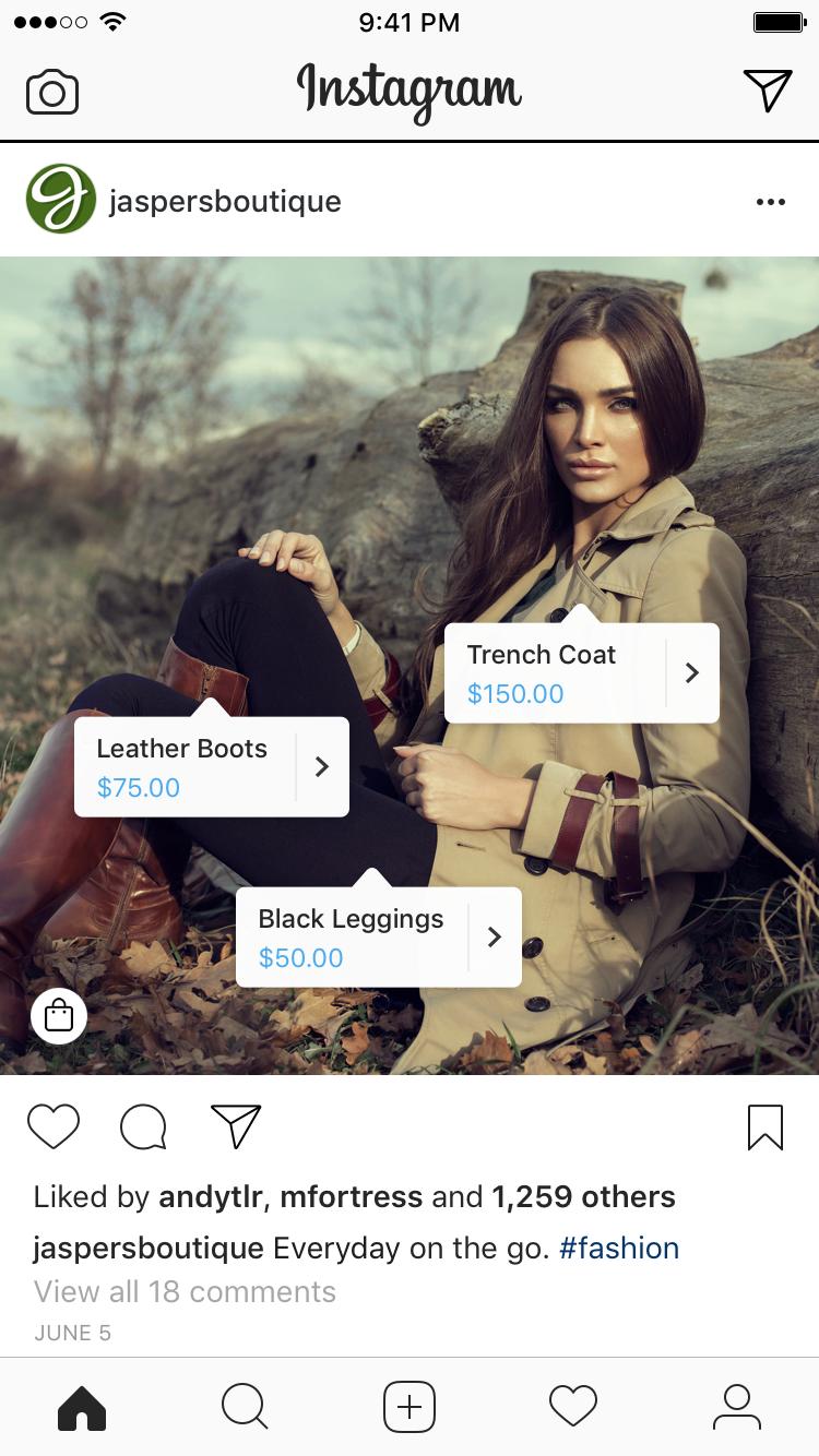 Tren Marketing di 2021 : Konten yang shopable