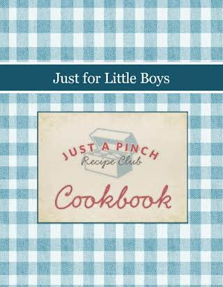 Just for Little Boys
