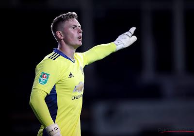 L'Angleterre perd Henderson sur blessure