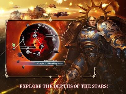 Warhammer 40,000 Lost Crusade Apk Mod God Mod 10