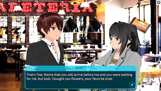 Beating together -Visual novel 5