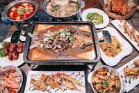 水貨烤魚火鍋 彰化店