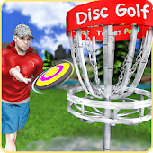 Disc Golf Stars Clash 2018 PRO: Flying Disc Battle