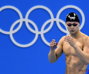 Emmanuel Vanluchene a loupé son entrée en lice aux Championnats du Monde de natation en petit bassin