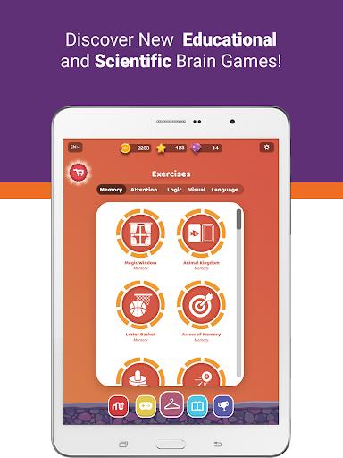MentalUP u2013 Brain Games screenshots 13
