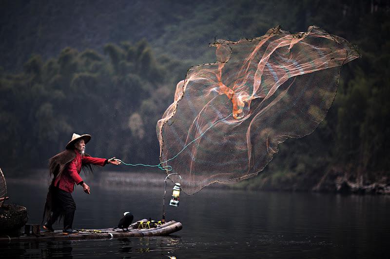 Cina fisherman di alessandrobergamini