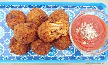 They Be Lovin' Dem Deep Fried Spaghetti Balls
