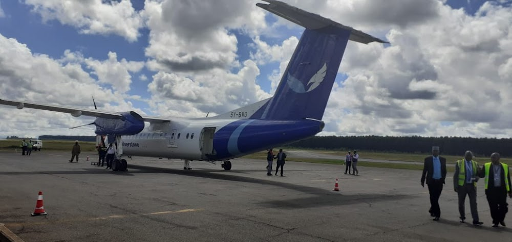 KCAA lifts suspension of Silverstone Air services