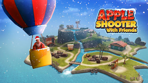 Apple Shooter with Online Friends