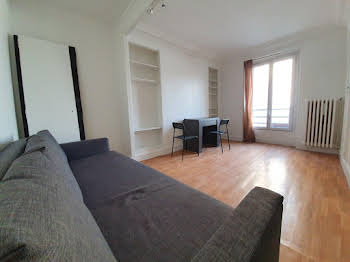 Studio meublé 22,6 m2