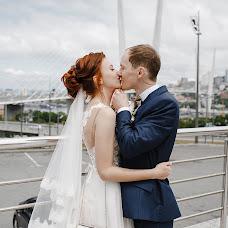 Wedding photographer Darya Ovchinnikova (OvchinnikovaD). Photo of 24.07.2018