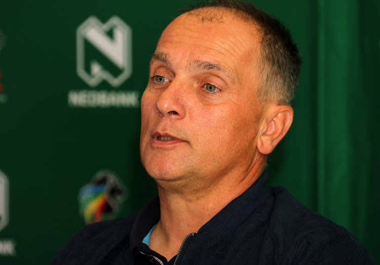 Vladislav Heric is back at Chippa United.