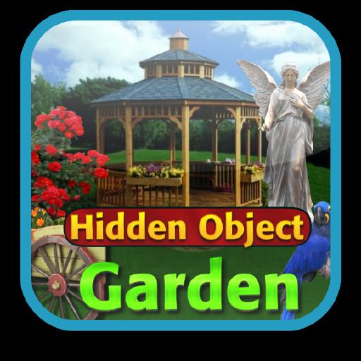 Hidden Object Garden game free