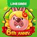 LINE PokoPoko - Play with POKOTA! Free puzzler! icon