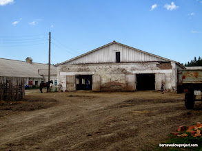 Photo: The Dairy near Kamislov: Site #1