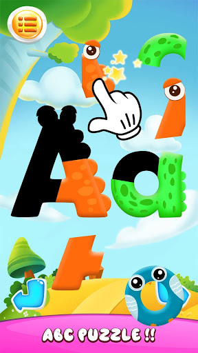 ABC Kids Games for Toddlers - alphabet & phonics apkpoly screenshots 6