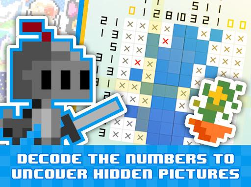 Falcross - Nonogram & Picture Cross Puzzles 6.5.2 screenshots 6