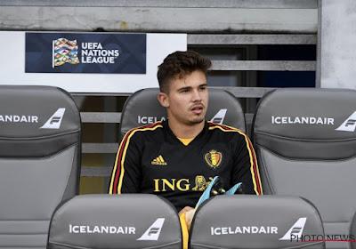 Dendoncker va-t-il rejoindre un autre Belge en Italie ?