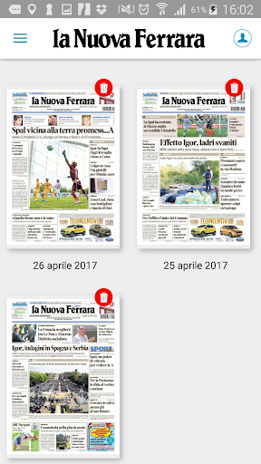 La Nuova Ferrara screenshots 2
