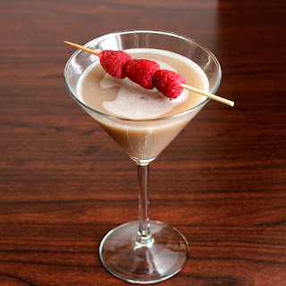 Chocolate Raspberry Martini