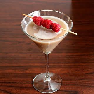 Chocolate Raspberry Martini.