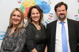 Photo: Soldan sağa: Burçin Girit,Anne Skare Nielsen,Juan-Ignacio Conrat Niemerg
