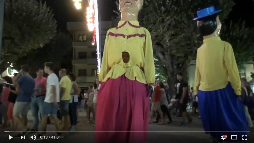 Vídeo - Festas em Honra de Nossa Senhora dos Remédios - Lamego - 2016