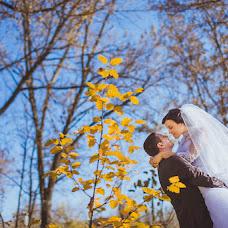 Wedding photographer Oksana Benyaminova (Anasko). Photo of 18.01.2014
