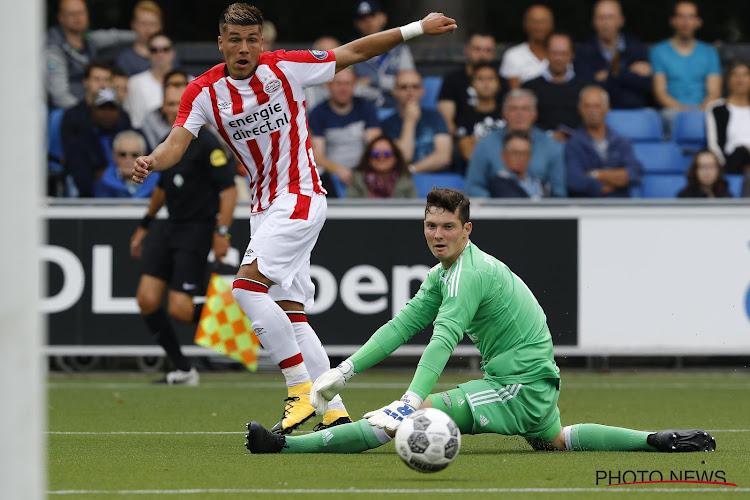 """Jonge, Belgische doelman ziet terugkeer naar België wel zitten: """"Maar is nog niet voor direct"""""""