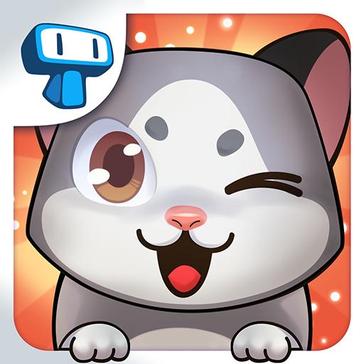 My Virtual Hamster - Cute Pet 教育 App LOGO-硬是要APP