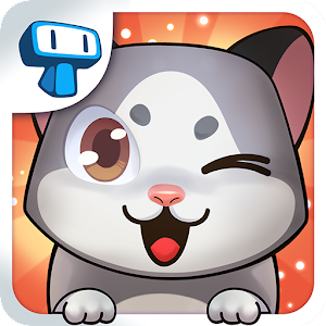 My Virtual Hamster - Cute Pet Rat Game for Kids