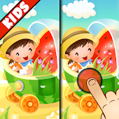 Kids Spot The Differences Free - Games For Kids