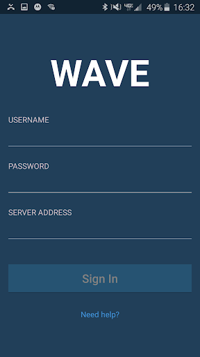 WAVE Mobile Comm PTT 5.10