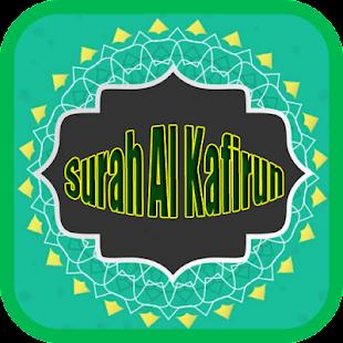 Surat Al Kafirun Arab Latin Apps En Google Play
