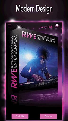 RWE Mobile App