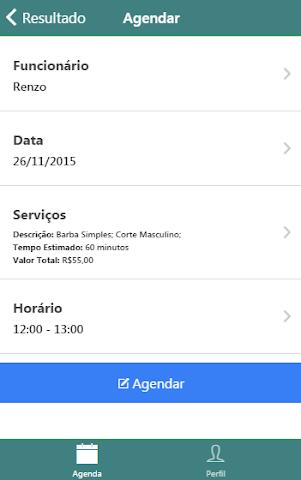 android Agenda Aqui! Screenshot 5